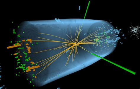 Large Hadron Collider Research Paper by New Cern Research Details Evidence Of The Direct Decay Of
