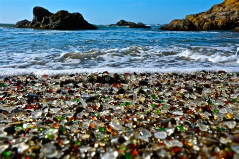 glass beach glass beach the beach that was created by a pile of