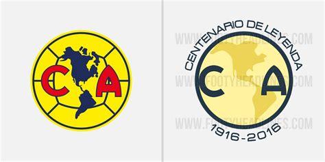 logo america 2016 club am 233 rica centenary logo leaked footy headlines