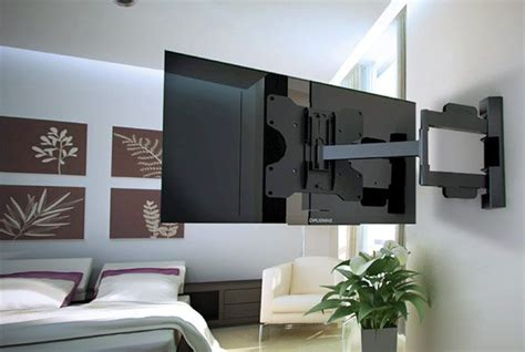 Tv Mount Bedroom by 25 Best Ideas About Tv Wall Mount On Wall Mounted Tv Mounted Tv And Mount Tv