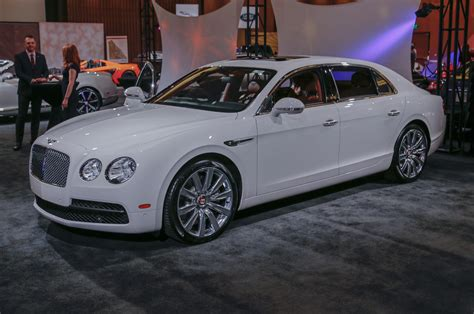 white bentley sedan motor city exotics the gallery at the 2015 detroit auto