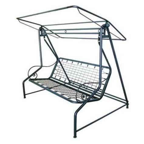 dondolo per terrazzo dondolo in ferro da esterno per portico giardino o