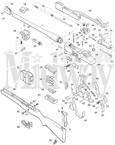 mini 14 parts diagram ruger mini 14 schematic is here at mini 14 minis and guns