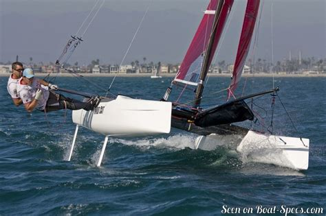 formula xtreme boats hobie cat wild cat sailboat specifications and details on