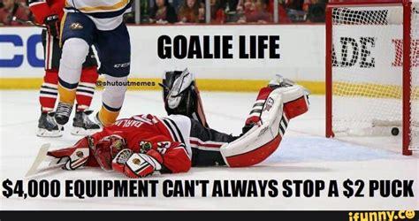 Hockey Goalie Memes - meme ifunny