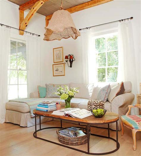modern country living room ideas modern furniture 2013 country living room decorating ideas from bhg