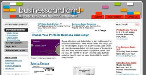 dise ar software gratis para hacer y dise ar tarjetas de presentaci n tarjetas de visita originales