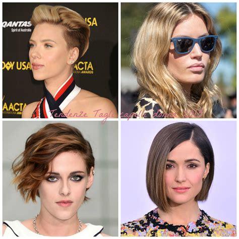 bobcat hair styles 15 tagli corti per le donne che hanno i acconciature primavera estate 2015 le tendenze pi 249 cool
