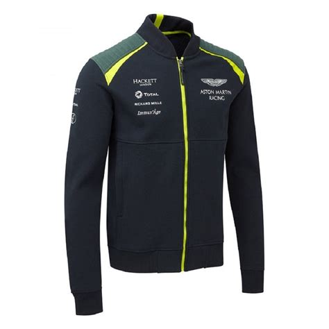 aston martin racing team aston martin racing team sweatshirt 2017