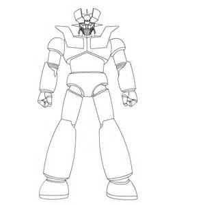 Mazinger Z Drawing by Abel R Moyano