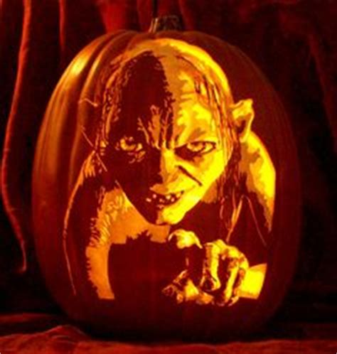 gandalf lord of the rings best jack o lanterns halloween pinterest gandalf pumpkin