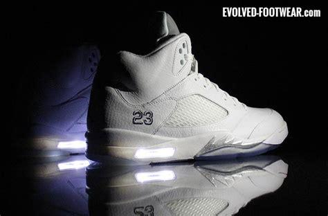 jordan light up shoes evolved footwear custom light up shoes blog evolved