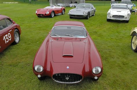 1954 maserati a6gcs 53 image chassis number 2089