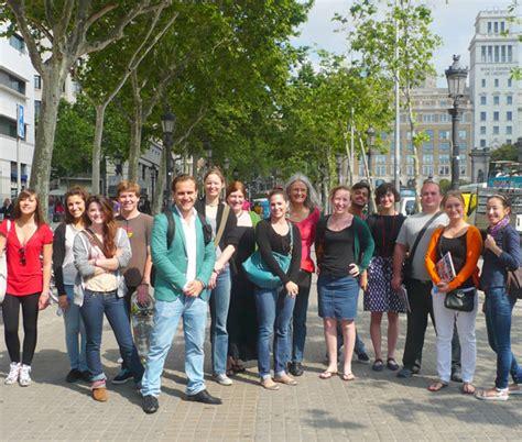 camino barcelona galerie d images de l 233 cole camino barcelona