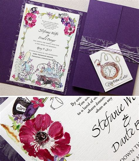 Custom Handmade Invitations - in wedding invitation momental designs