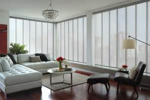 Window Covering window coverings for large windows with window panel and round coffee