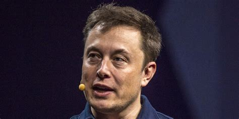 elon musk who is elon musk says human driven cars could become illegal