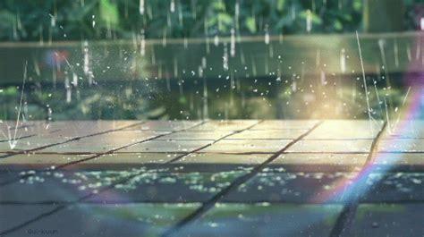 anime gif rain anime rain gif tumblr