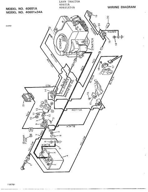 mtd solenoid wiring diagram 27 wiring diagram images