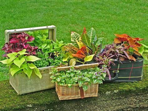 diy garden 40 creative low budget diy garden pots home design