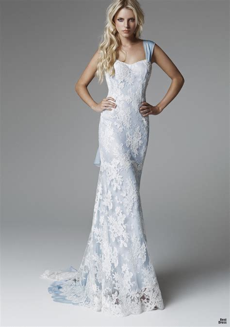 nontraditional bridesmaid chagne and blue 20 non traditional wedding dresses your wedding special