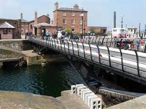 swinging liverpool swing bridge and former piermaster s 169 stephen richards