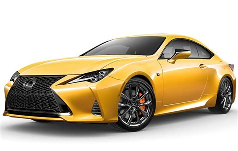 Lexus F Sport 2020 by 2020 Lexus Rc 300 F Sport Changes Colors Price Specs