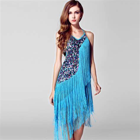 6 In 1 Blue Free Size Setara Size M Set Celana Dalam Kua buy wholesale fringe dress from china