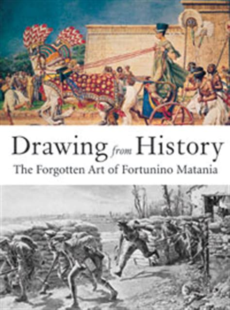 black and a forgotten history books drawing from history the forgotten of fortunino matania