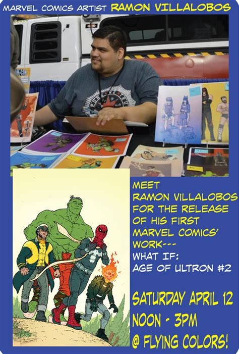 flying colors comics flying colors news and views upcoming events at flying
