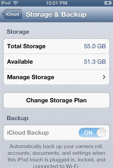 how to make room for icloud backup the reader