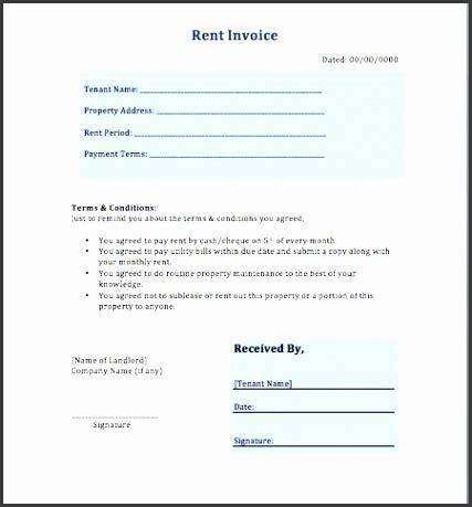 rent receipt statement template 5 billing statement sle sletemplatess