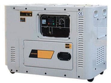 electric small home use diesel powered generator 3000rpm