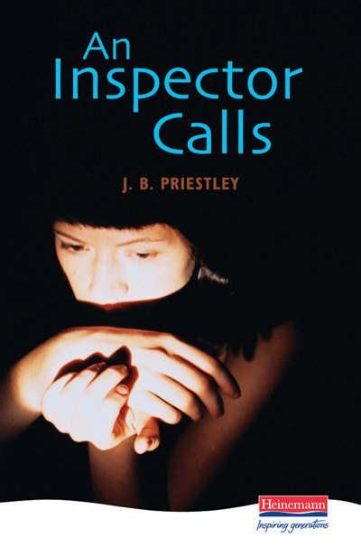 an inspector calls heinemann 0435232827 an inspector calls by priestley j b 9780435232825 brownsbfs