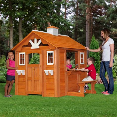 Backyard Discovery House Backyard Discovery Playhouses Home Outdoor Decoration