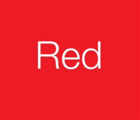 tentang warna dalam design gatotaryodesign 24 fakta tentang warna merah ilmu internet