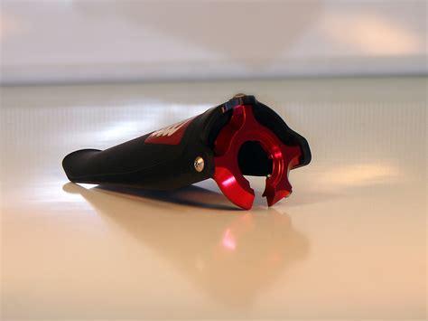 Easy Tag Rear Shock Protector elka pro pilot suspension