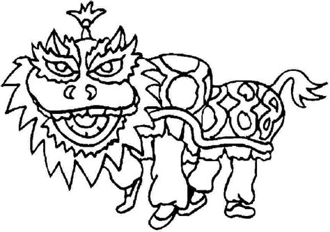 Nick Jr Chinese New Year Coloring Pages | horse chinese new year coloring pages