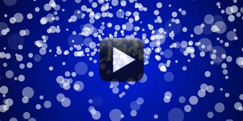 free motion templates hd circles blue motion backgrounds free all
