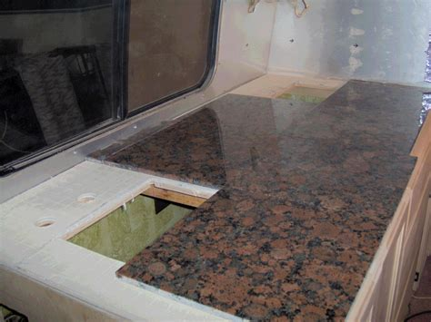 durable kitchen countertops with ceramic tile