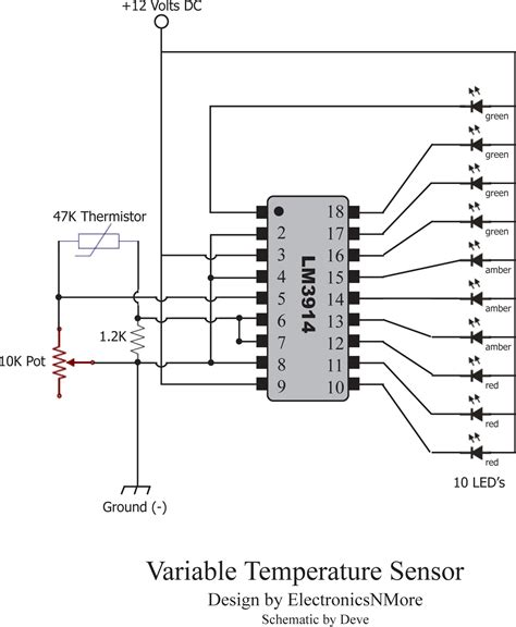 thermistor wiring diagram 8360 28 images thermistor