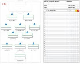 soccer roster template doc 600620 football roster template sle football