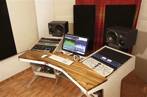16 Best Images About Studio Desks On Pinterest Bird Small Recording Studio Desk