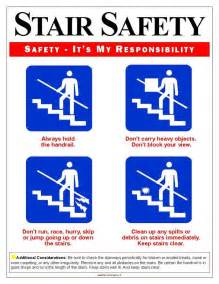 Stair Safety Poster stair safety poster 166