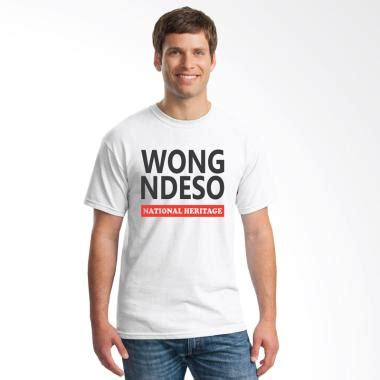 Kaos Savage Putih 02 jual jersi clothing wong ndeso kaos pria putih harga kualitas terjamin blibli