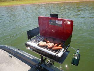 pontoon boat charcoal grill bbq grills for pontoon boats bbq grills