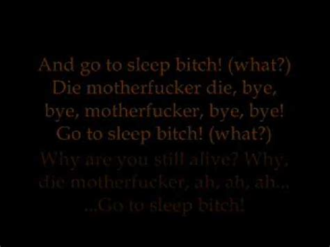 eminem go to sleep eminem go to sleep lyrics youtube