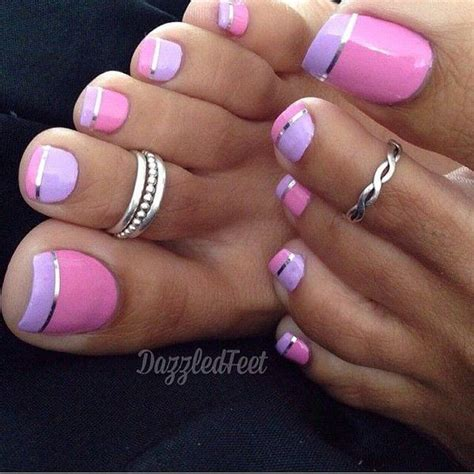 Toe Nail Designs by 60 Pretty Toe Nail Designs Noted List