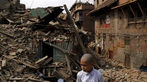 Donation Letter For Nepal Earthquake Nepal Earthquake Donations Top 163 41 Million Itv News