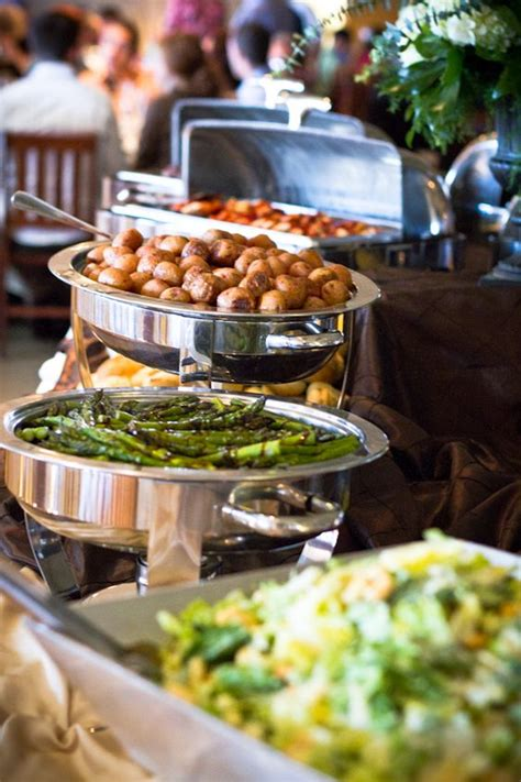 wedding catering buffet outstanding wedding catering buffet display ideas